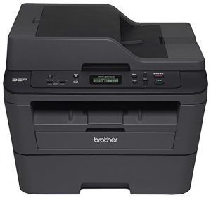 Brother DCP-L2540DW Wireless Monochrome Compact Laser Multi-Function Printer, Up to 250-Sheet Capacity Tray, Amazon Dash Replenishment Enabled