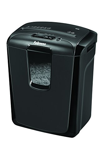 Fellowes Powershred 49C 8-Sheet Cross-Cut Paper and Credit Card Shredder (4605801)